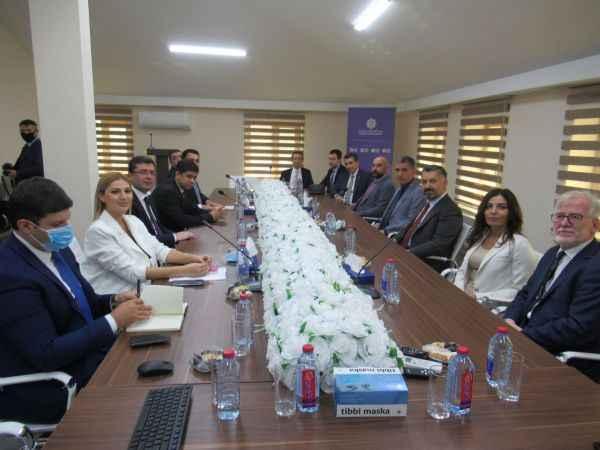 """RTÜK Başkanı Şahin: """"Karabağ zaferi sırasında medyamız dik durdu ve her daim çok güçlü bir şekilde kardeşlerimizin yanında yer aldı"""""""