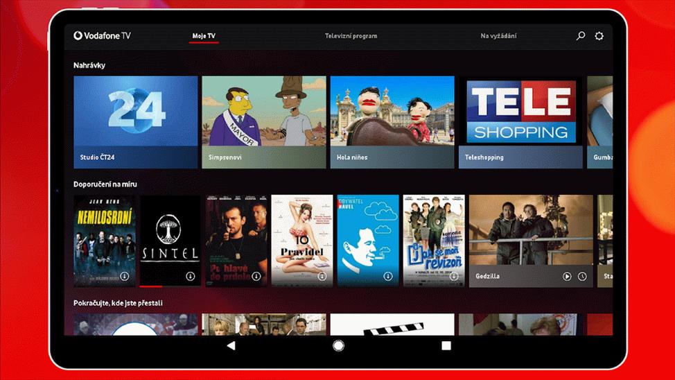 Vodafone TV, Eylül'e özel içeriklerini izleyici ile buluşturuyor