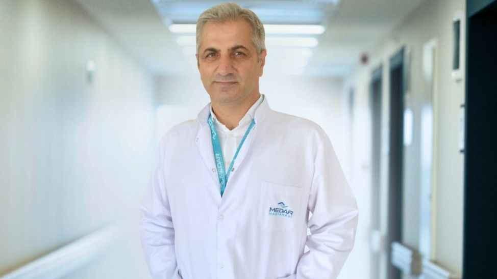 Genel Cerrah Op. Dr. Demirci Özel Medar Hastanesi Sakarya'da