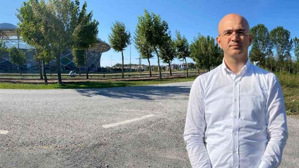 Serbes: Can, mal ve çevre güvenliği için Set Altı bölgesi başka bir yere taşınmalı