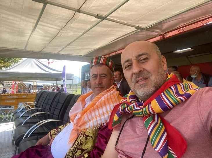 Söğütlü Güreş Ağası Özcan, Bursa'daki güreşlerde konuk edildi!