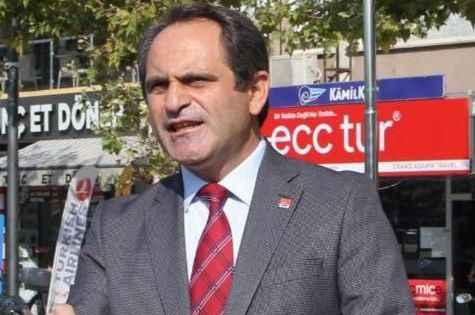 CHP'li Keleş bu sefer esnafların adına soruyor