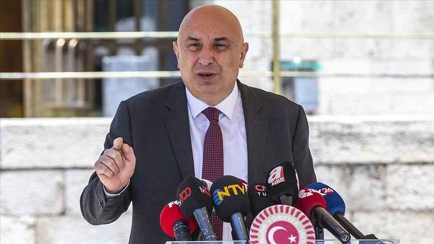 """Özkoç, """"Hendek'te ve tüm Türkiye'de adalet istiyoruz"""""""