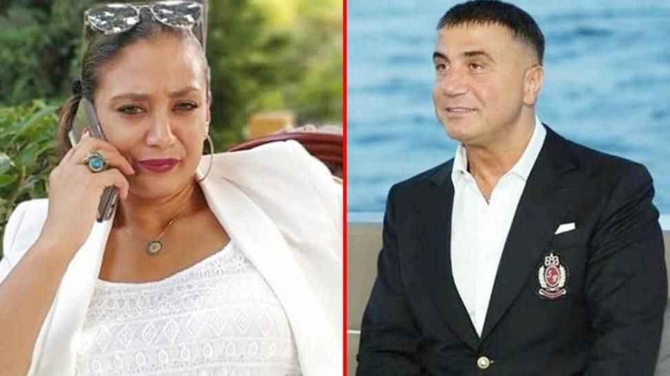 Sedat Peker'i emzikle tehdit eden Güniz Akkuş'un başı yine dertte! 28 yıl hapsi isteniyor