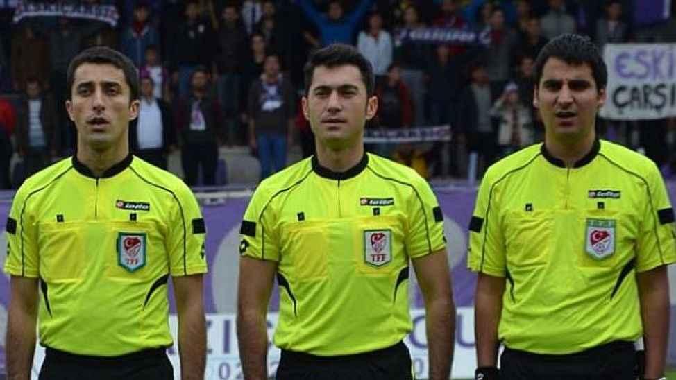 Hendekspor - Gözgözler Akademi FK maçının hakemi belli oldu