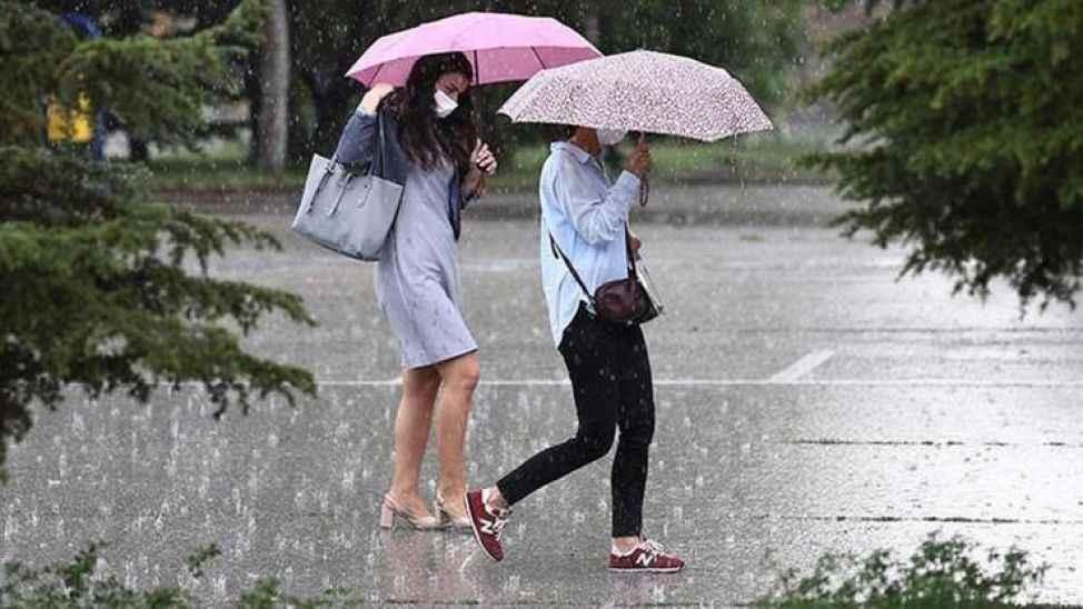 Meteoroloji gün verip uyardı! Sakarya dahil 16 kente kuvvetli yağış geliyor