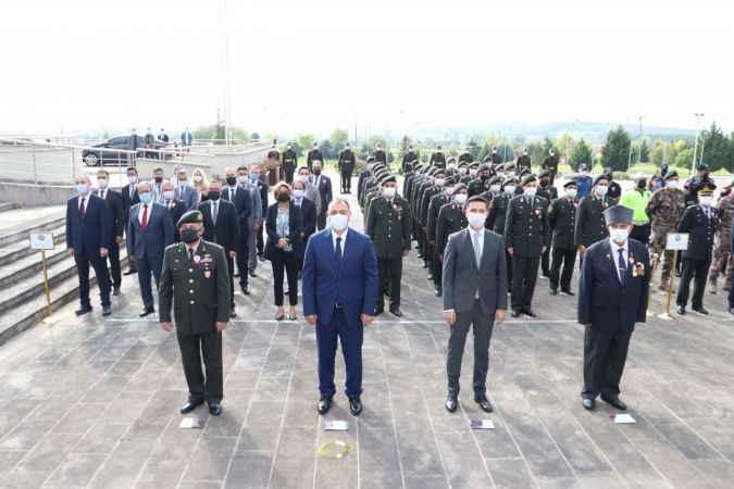 Sakarya'da 19 Eylül Gaziler Günü töreni
