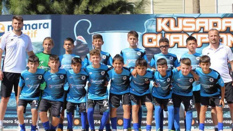 Hendekspor U-13 takımı Türkiye Şampiyonasında derece elde etti!