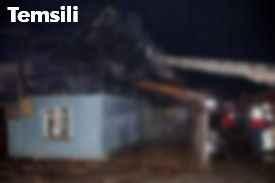 Balballı'daki ardiye yangını korkuttu