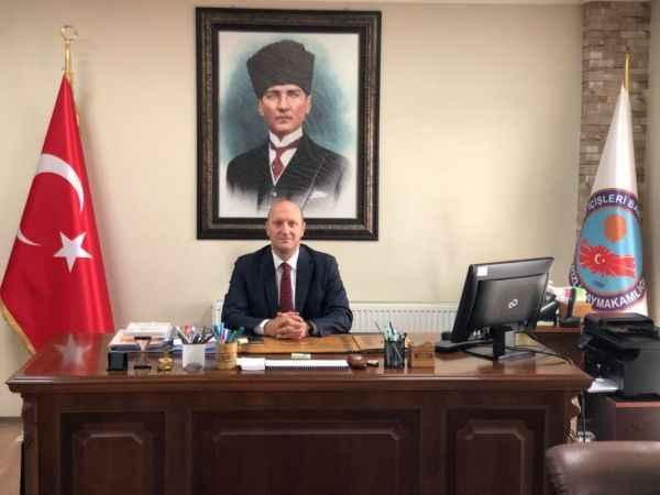 Ferizli Kaymakamlığına atanan Hasan Balcı görevine başladı
