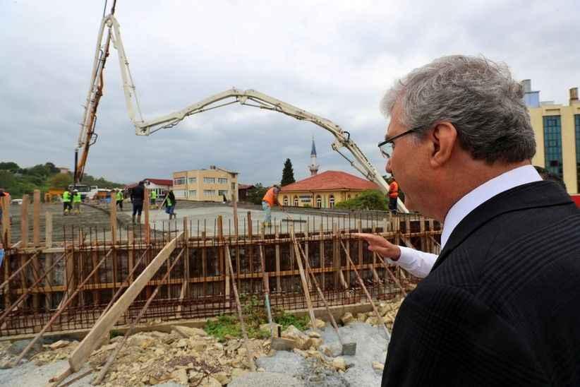 Başkan Ekrem Yüce, SGK Kavşağı için tarih verdi