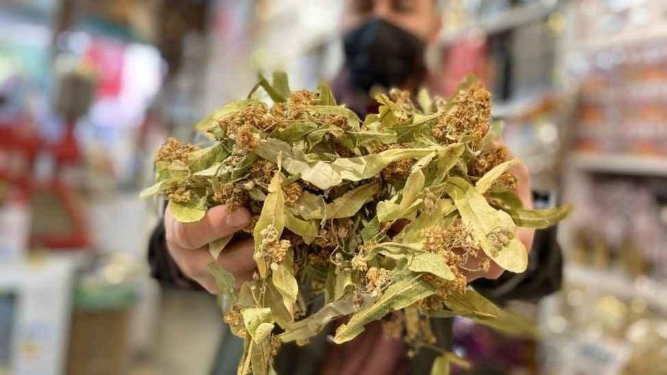 Havalar soğudu, vatandaşlar bitkisel ürünlere yöneldi