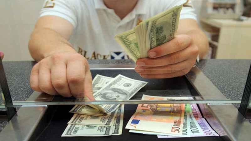 Döviz kurlarında yükseliş devam ediyor; dolar 8.86'yı gördü