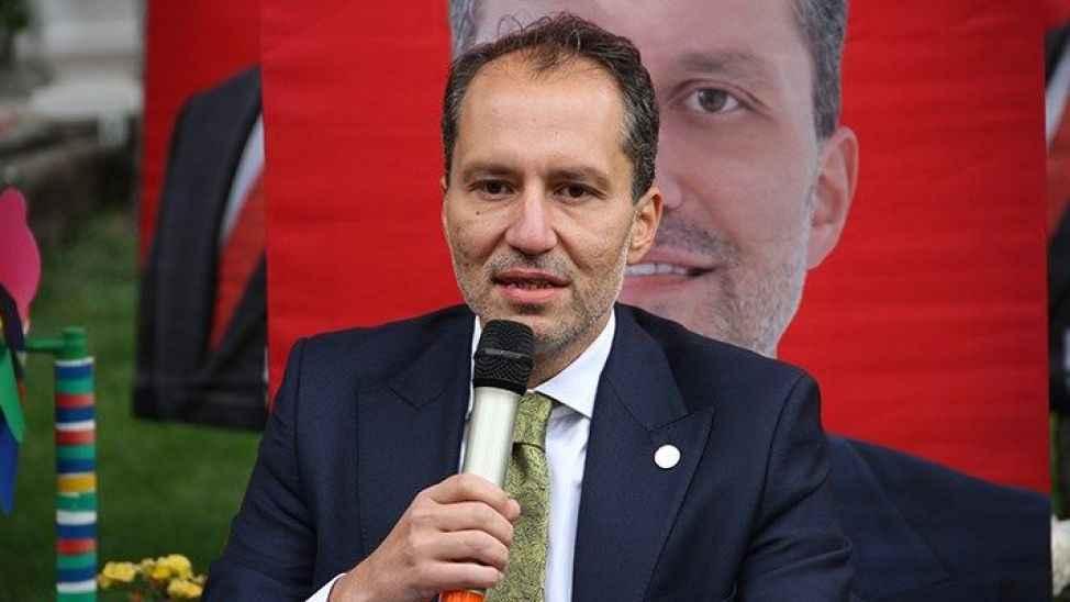Fatih Erbakan'dan sert tepki...