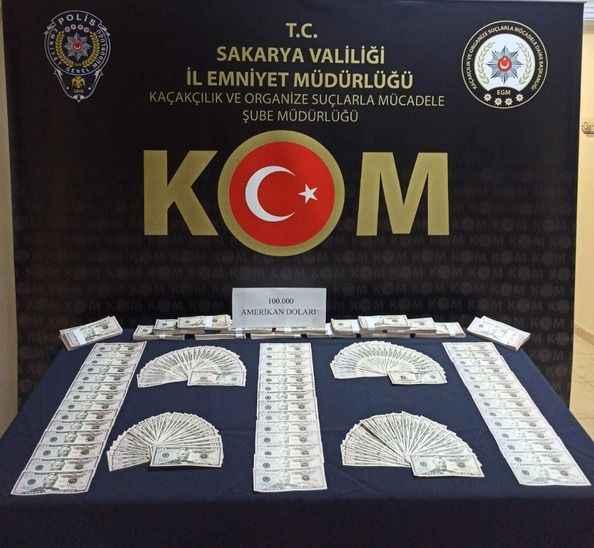 $100,000 U.S. in fake US dollars seized in Turkey
