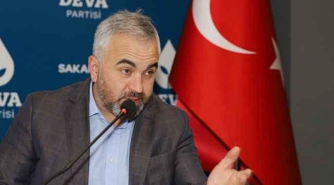 Deva Parti'sinde sürpriz istifa kararı