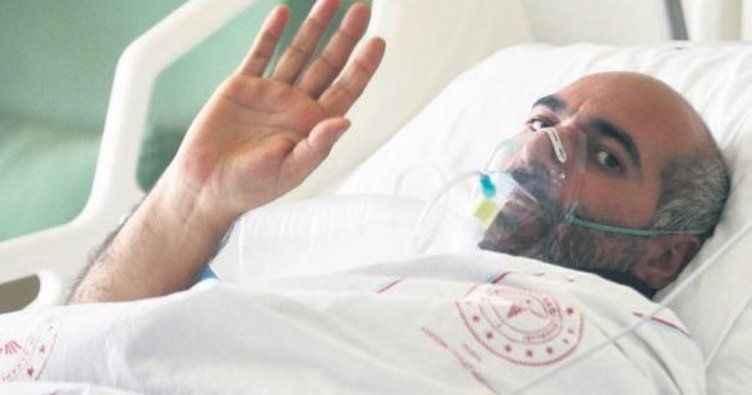 Hendekli fırıncı Mehmet aşı olmamanın pişmanlığını yaşıyor