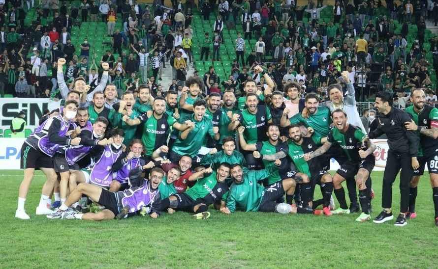 Sakaryaspor, Bodrumspor'a mağlubiyeti yaşattı:1-0