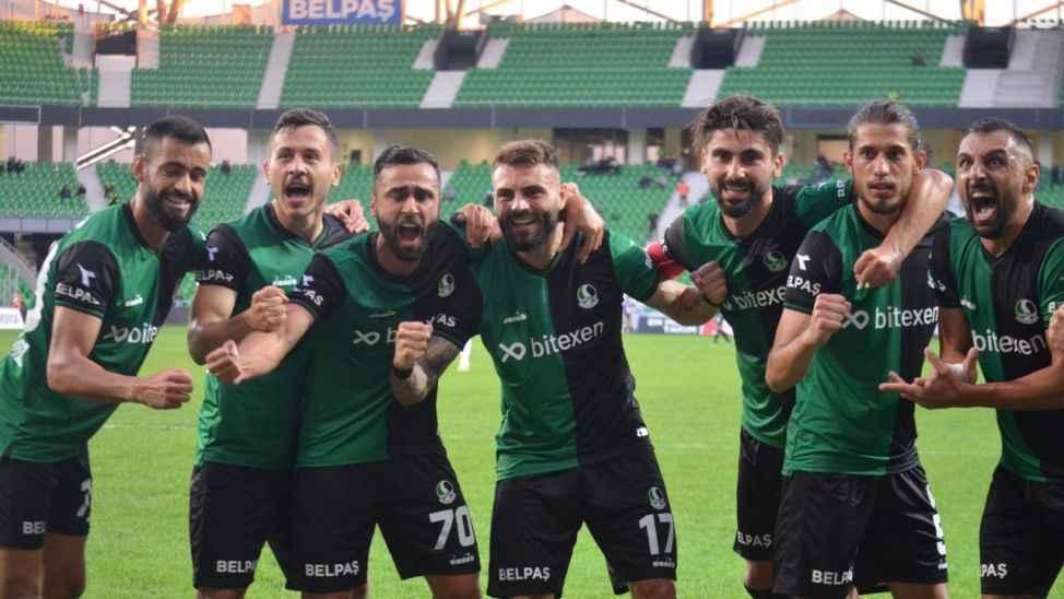 TFF 2. Lig Kırmızı Grup'ta 4. haftanın sonuçları!