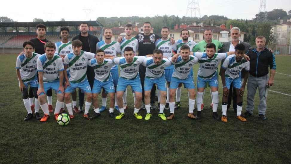 Ferizlispor hazırlık maçında Sakarya Ada FK'yı mağlup etti