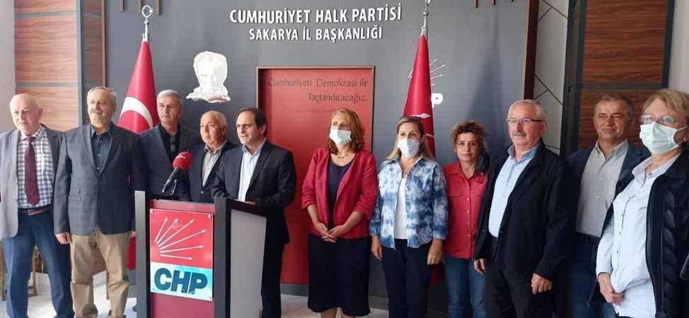 Keleş: 'CHP olarak Alaağaç İlköğretim Okulunu yapmaya talibiz'