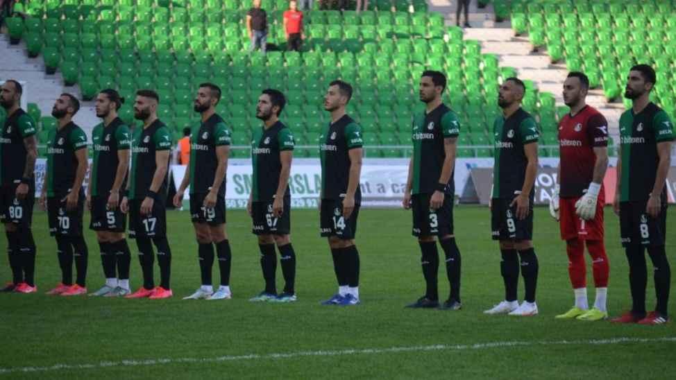 Sakaryaspor-Bodrumspor maçında tribünde kaç taraftar vardı?