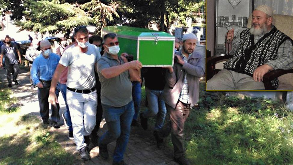 Korona Akyazı'da can almaya devam ediyor Dursun Ali Atılgan toprağa verildi