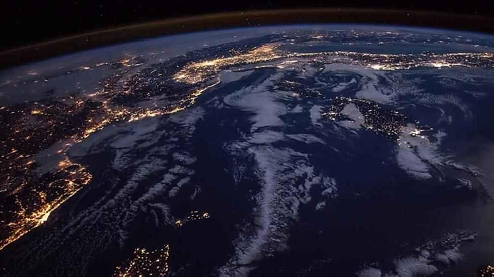 Gece herkes uyurken Dünya büyük bir felaket atlattı