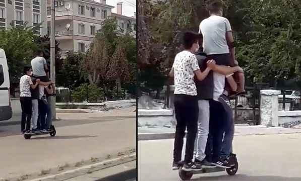 Scooter'da kurallar değişti! Ceza gelirse şaşırmayın