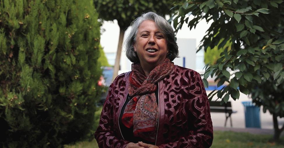 GMYO Müdürü Nermin Akyel'den veda
