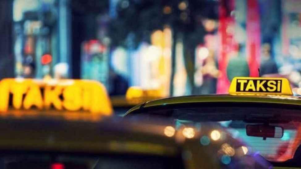 Yolcu almayan taksiye trafikten men cezası!