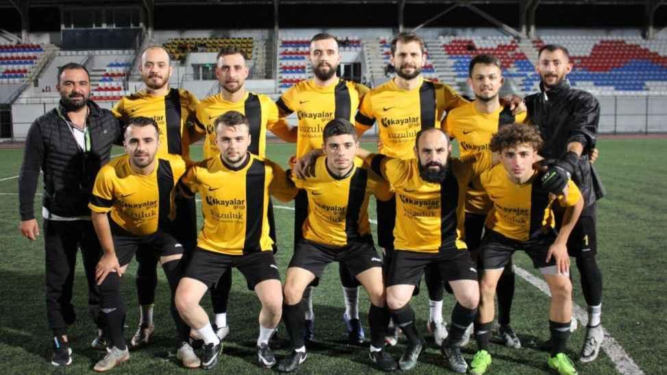 As Akyazı, Ada FK'yı farklı mağlup etti