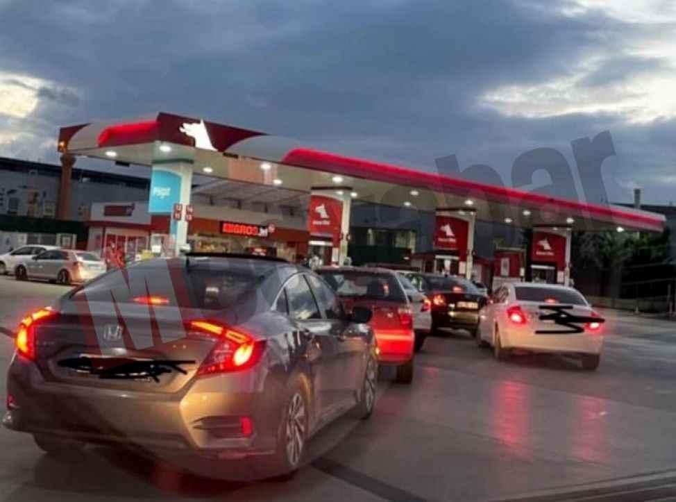 LPG'ye gelecek büyük zammı duyanlar istasyonları doldurdu!