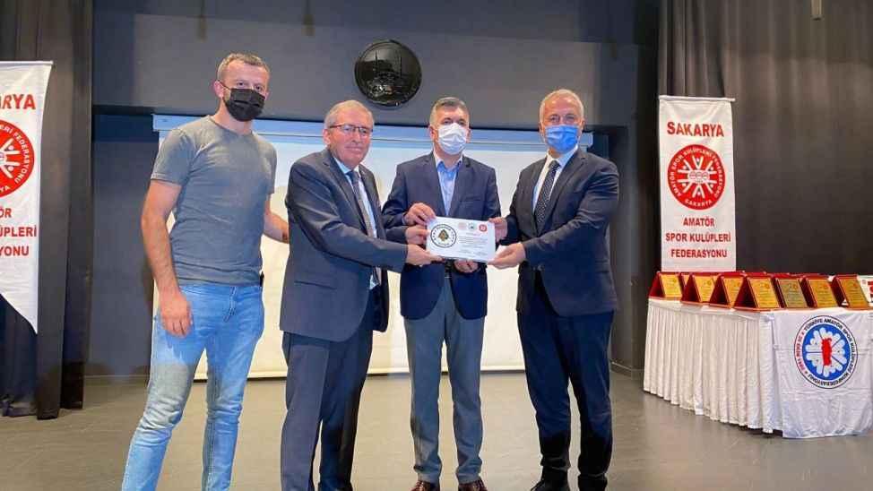 2021 yılının en başarılı takımı Hendekspor!