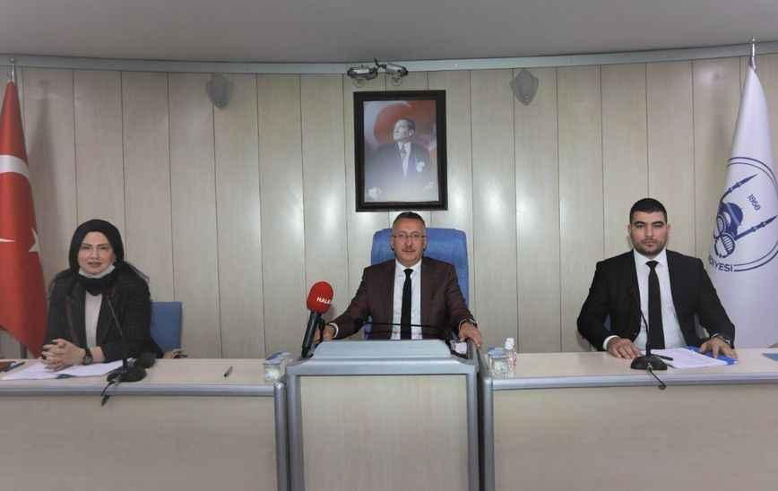Adapazarı Belediyesi'nin 2022 bütçesi 287 milyon