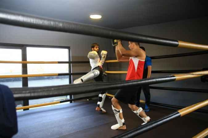 Sakaryalı kick boksçu Bozatlı, ringe dünya şampiyonluğu için çıkacak
