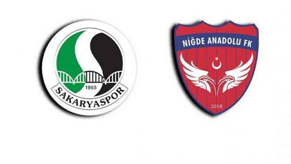 Sakaryaspor-Niğde FK maçının günü değişti!