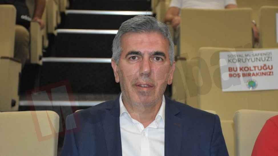 Başkan Adil Karabulut'tan flaş Talip Toprak açıklaması!