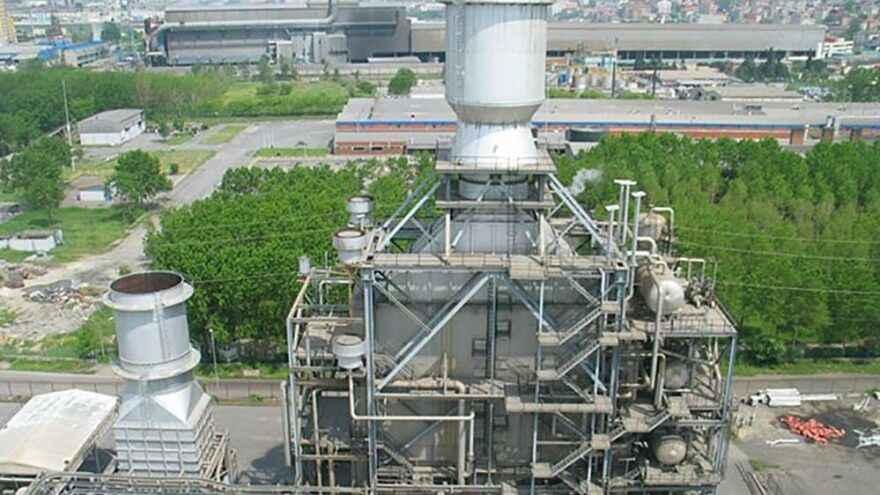 Kocaeli'deki doğalgaz çevrim santrali satıldı