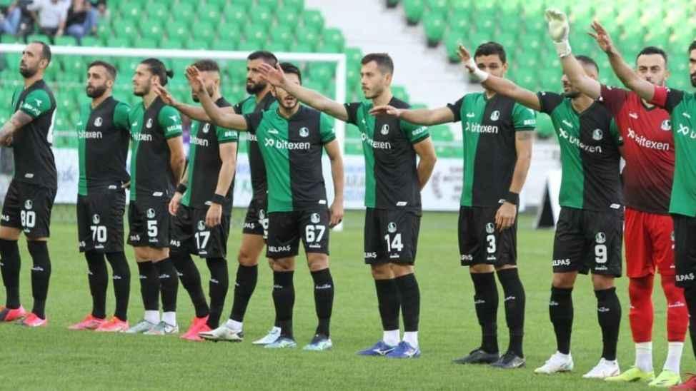Sakaryaspor'un Ankaraspor cezası belli oldu!