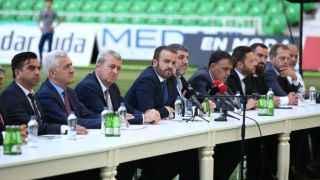 Sakaryaspor'dan 'Transfer yasağı' açıklaması!