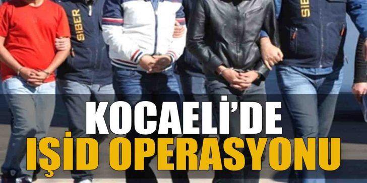 Çeçen Uyruklu 3 Kişi Gözaltına Alındı