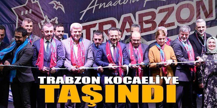 Kocaeli'de Trabzon Tanıtım Günleri