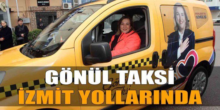Gönül Taksi İzmit Yollarında
