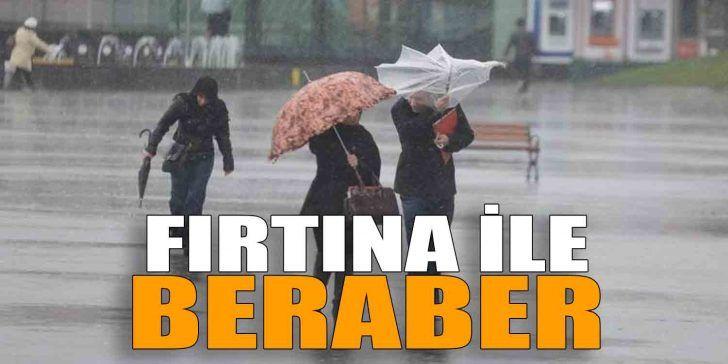 Meteoroloji'den Kocaeli'ye Önemli Uyarı