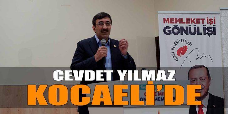 AK Parti Genel Başkan Yardımcısı Kocaeli'de