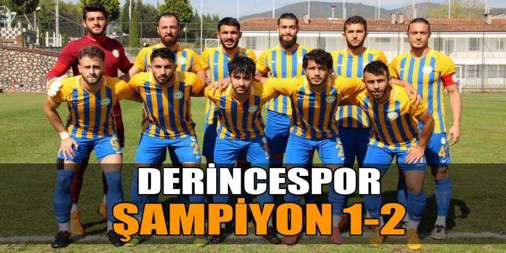 Aliağa Futbol A.Ş: 1 Belediye Derincespor:2
