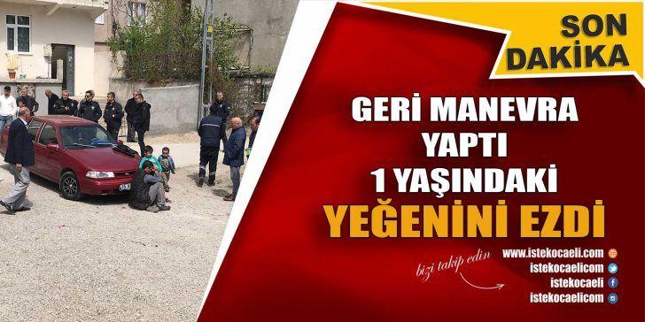 Bursa'da Trajik Kaza