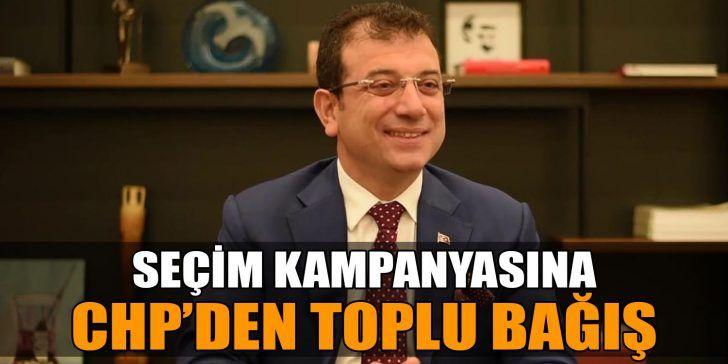 CHP Kocaeli'den Ekrem İmamoğlu'na Destek