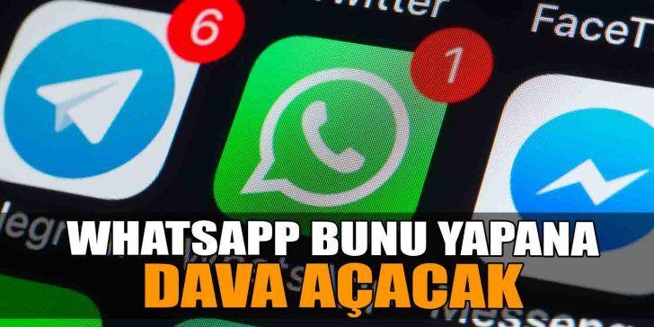 WhatsApp Kullanıcılarını Uyardı